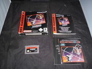 Xevious-NES-Classic-Per-Console-Nintendo-Game-Boy-Advance-GBA-PAL-ITA