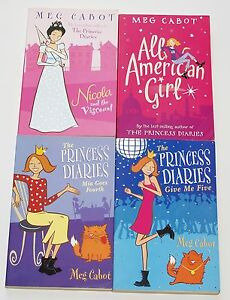 Diaries series princess book