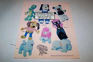 Vintage Toy Catalog #72 - 1978 Super Toys