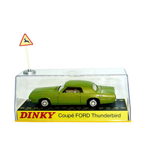 1-43-ATLAS-DINKY-TOYS-1419-COUPE-FORD-THUNDERBIRD-DIE-CAST-CAR-MODEL-COLLECTION