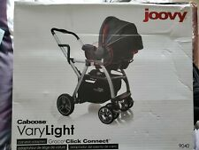 Joovy Caboose VaryLight Graco Car Seat Adapter