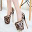 Indexbild 4 - 50 Lace 19cm Heels Stilettos Platform Damenschuhe Herren Crossdress Metal Pumps