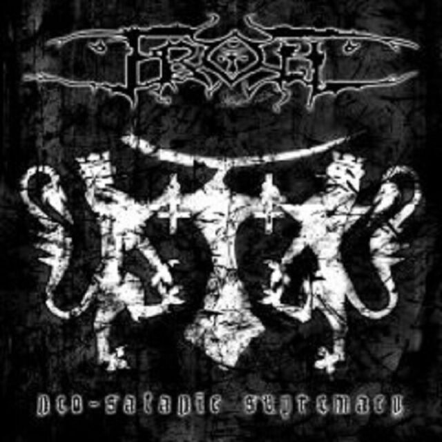 "TROLL ""NEO-SATANIC SUPREMACY"" CD BLACK METAL NEW"