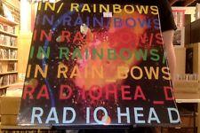 Radiohead In Rainbows LP sealed vinyl