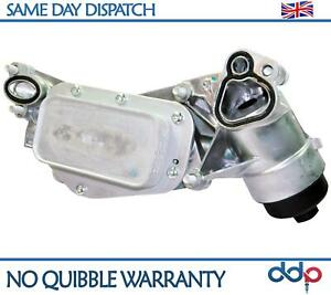 Oil-Cooler-Filter-Housing-amp-Cap-For-Opel-Vauxhall-Astra-Zafira-Insignia-1-6-1-8