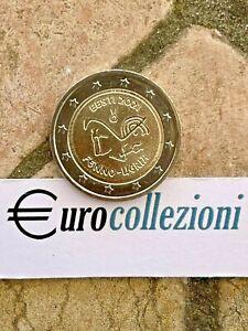 ESTONIE 2021 2 EURO COMMEMORATIVE PEUPLES FINNO-OUGRIENS UNC FDC ESTONIA EESTI