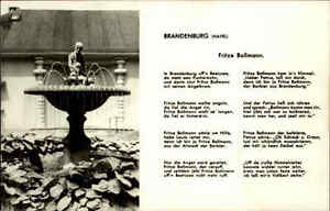 Brandenburg-an-der-Havel-AK-1971-DDR-Brunnen-Fritz-Bollmann-Gedicht-Text-Lied