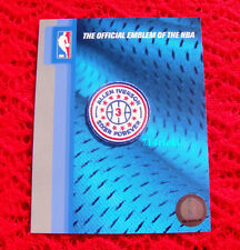 Official NBA Philadelphia 76ers Allen Iverson Sixer Forever small patch