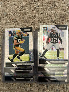 YOU-PICK-2018-Panini-Prizm-Football-DISCO-REFRACTOR-PARALLELS-ROOKIES-VETS