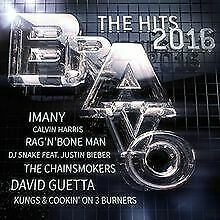 Bravo-The-Hits-2016-von-Various-CD-Zustand-gut