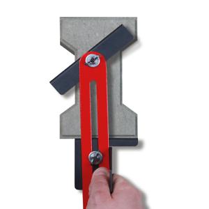Modèle Outil Viseur D/'Angle Outil de Mesure pour mesure concrète Pierre carrelage Modèle
