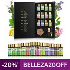 PHATOIL 12x 5ml Aceites Esenciales -100% Aceite Esencial Natural Aromaterapia