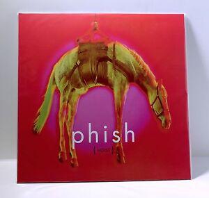 Phish Hoist 180 Gram Black Vinyl 2xlp Sealed Numbered