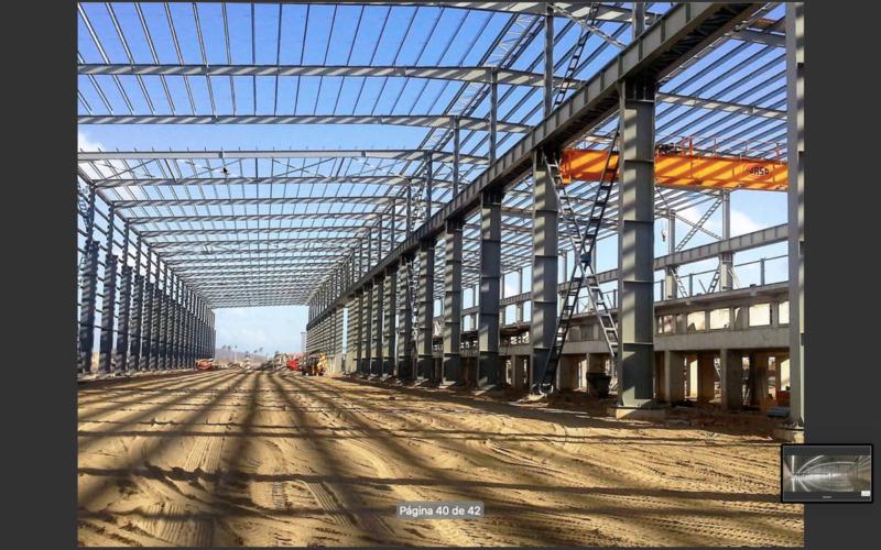 5,000  M2  al OTE  PROYECTO PERSONALIZADO CONSTRUCCION X AEPTO ANSODIR OH 020420