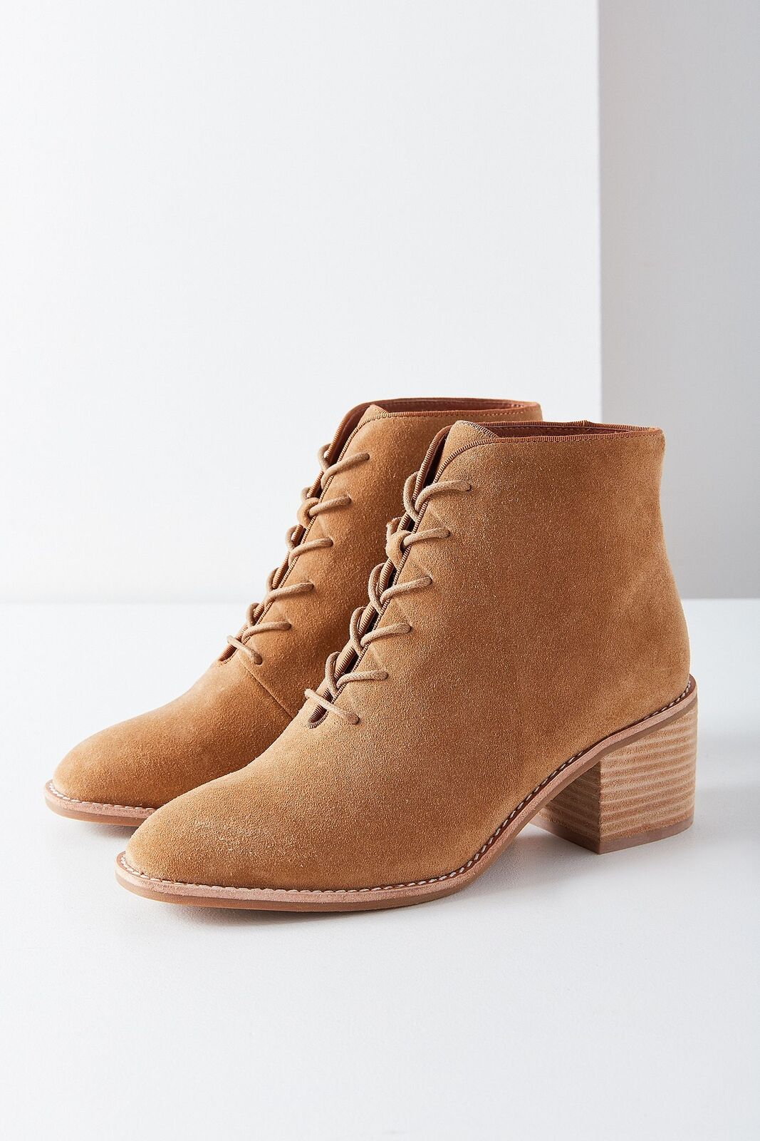 outlet online NEW Jeffrey Campbell Talcott Talcott Talcott Lace Up Ankle avvio Dimensione 8 MSRP   179  compra meglio