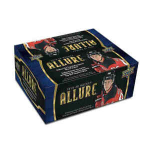 2019-20-Upper-Deck-Allure-Hockey-NHL-RETAIL-BOX-PRESALE-1-pair-of-NHL-earbuds