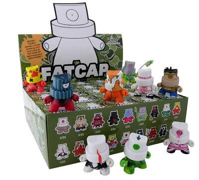 FatCap Series 1 KidRobot 2006