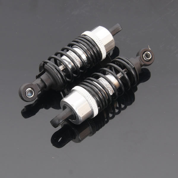 102004 Silver HSP (02114) Shock Absorber For RC 1/10 On Road /Drift Car Up Parts