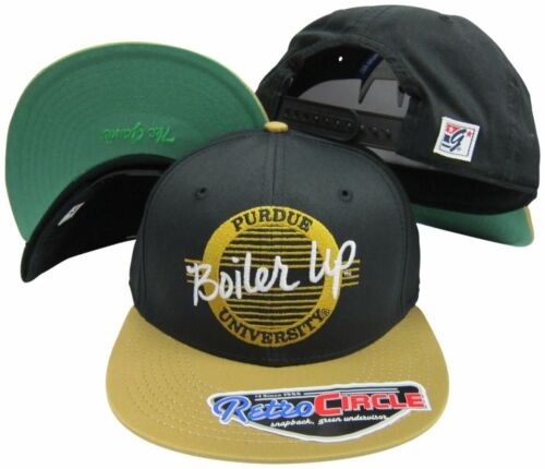 The Game Circle Adjustable Snapback Hat Cap