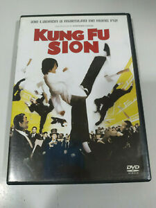Kung Fu Sion Stephen Chow - DVD Español Ingles Chino Region 2 AM