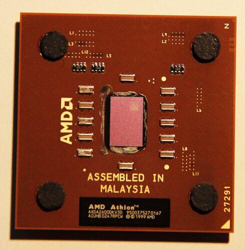1 von 1 - AMD Athlon XP 2600+ 2600+ - 2,08 GHz 1 (AXDA2600DKV3D) Sockel 462