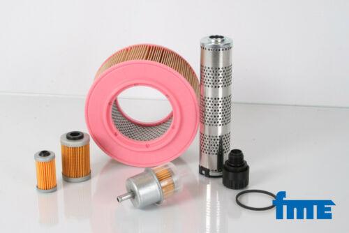 Filterset Ammann Rüttelplatte AVH 6030 Hatz 1D81S Filter