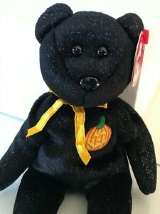 TY Beanie Baby - HAUNT the Halloween free shipping