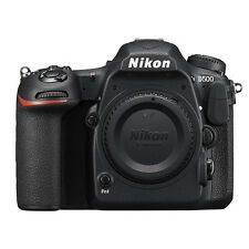 Nikon D500 20.9MP DX-Format CMOS Digital SLR Camera Body Black