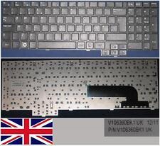 Tastiera Qwerty REGNO UNITO SAMSUNG X520, V106360BK1 BA59-02582A, Nero