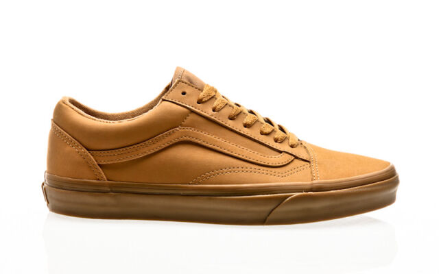 vans old school marrones