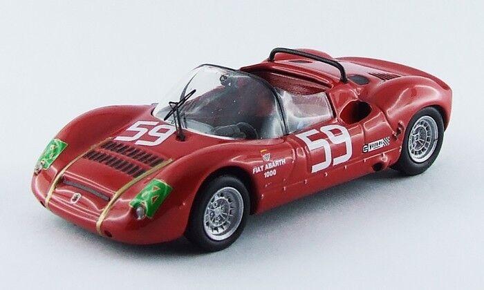 Best MODEL 9530 - Abarth  SP 1000 1300  59 1000Km Monza - 1968 1 43  en bonne santé