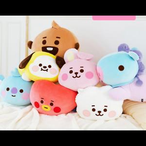 FAST 40CM Cute Bangtan Boys BTS BT21 Creeping Plush Pillow Stuffed Toy Kpop Gift