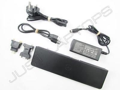 Dell Latitude E5500 Advanced USB 3.0 Docking Station Port Replicator NO PSU