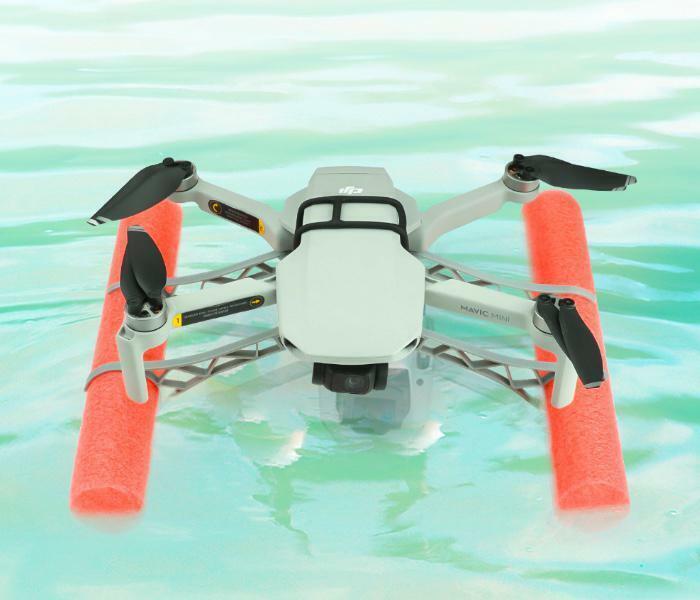 Floating Landing Gear for DJI Mavic MINI / Mavic MINI 2 / MINI SE #MM-LG10