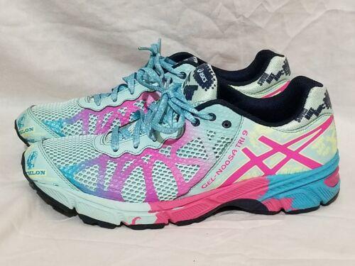 Dimensioni workout 9 7 Asics Gs Tri C401q 2335 di Running Noosa Gel Eccellente Sneakers Pq54w