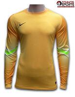 Nike Goleiro Team Dri fit soccer football goalie goalkeeper jersey shirt adult