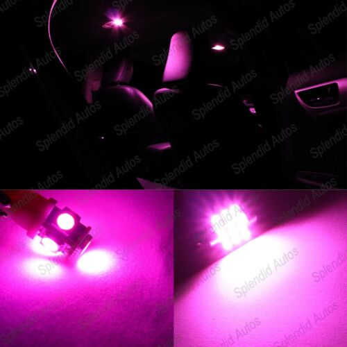 FRS Pink Interior LED Package For Scion FR-S 2013 and Up 2 Pieces