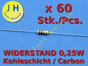 100 Widerstand 820Ohm MF0207 Metallfilm resistors 820R 0,6W TK50 1/% 032850
