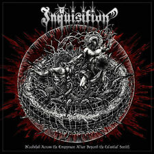 Inquisizione-Bloodshed across the Empyreàn altare beyond the Celestial ZENITH CD