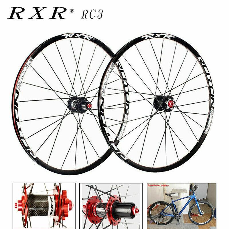 "ALEX RIMS DC25 26/"" 6061-T6 ALUMINUM REAR BICYCLE RIM//HUB BIKE PARTS RWH46"