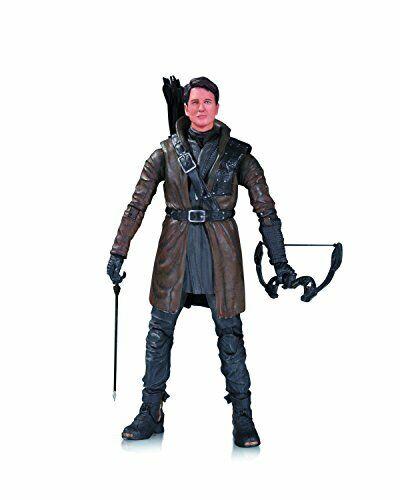 DC Comics Arrow Malcolm Merlyn Action Figure