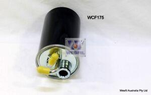 WESFIL FUEL FILTER FOR Jeep Compass 2.0L CRD 2007-2010 WCF175 | eBay