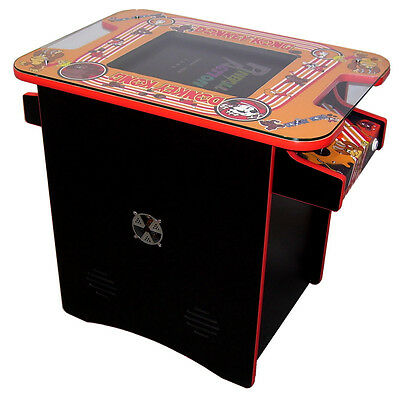 Retro Arcade Machine | Donkey Kong Themed | 60 Retro Games | Free Shipping