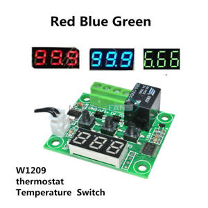 50-110-C-W1209-Digital-thermostat-Temperature-Control-Switch-12V-Sensor