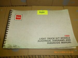 image is loading 1990-gmc-s-t-light-truck-sonoma-electrical-systems-