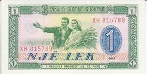 Albania 1 Lek 1964 Checkout Fresh