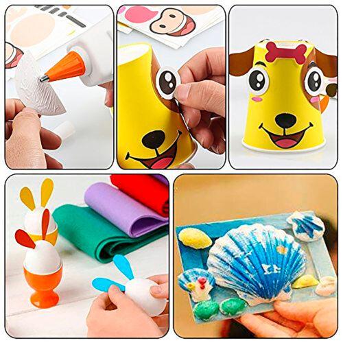 glue sticks sticker diy glue 20w silicone gun Hot glue