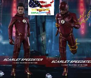 1 6 The Flash Figure 3.0 CW Barry Allen Speedster Toy Hot Arrow DC ❶NEW RELEASE❶