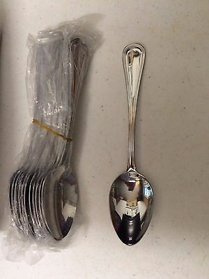 Continental Extra Heavyweight Dinner Spoon Winco 0021-03 18//0 Stainless Steel,