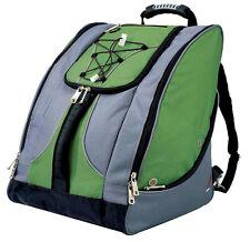 "ATHALON ""EVERYTHING"" SKI SNOWBOARD BOOT PACK BAG (Green Grass)"